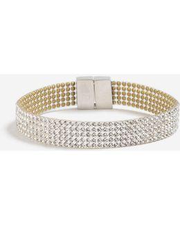 Rhinestone Crystal Bracelet