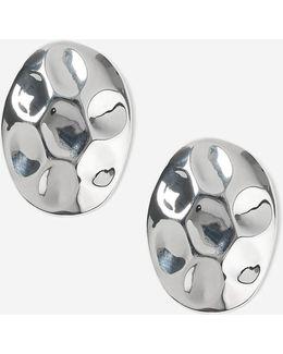 Hammer Stud Earrings