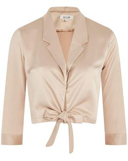 Forever Lost Vanilla Sky Blouse By