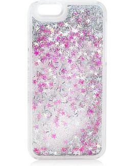 Pink Confetti Iphone
