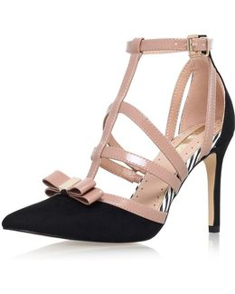 High Heel Court Shoes By