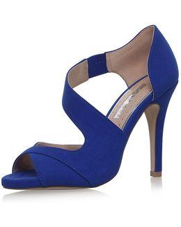 Flow High Heel Court Shoes
