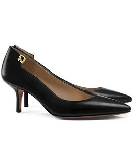 Elizabeth Leather Pumps