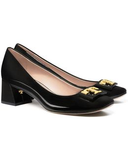 Gigi Patent Leather Pump