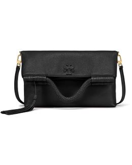 Taylor Convertible Fold-over Cross-body