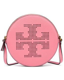 Perforated-logo Cross-body