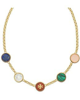 Semiprecious Multi Necklace