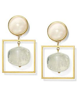 Geo Statement Earring