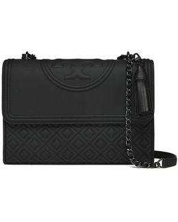 Fleming Matte Convertible Shoulder Bag