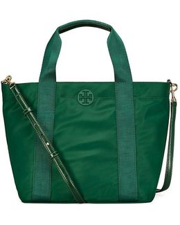 Quinn Small Zip Tote