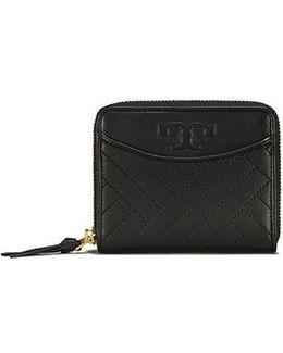 Alexa Medium Zip Wallet