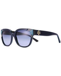 Double-t Square Sunglasses