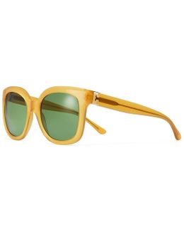 Modern-t Cat-eye Sunglasses