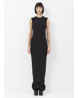 Black Dovima Long Dress