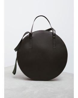 Black + Fog Shopping Bag
