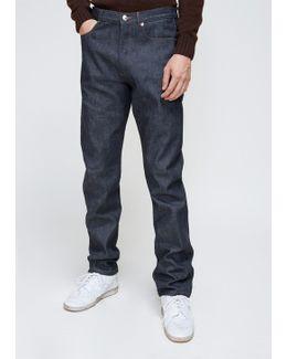 Indigo Standard Jean