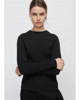 Black Vega Sweater