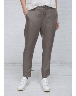Khaki Krissy Trouser