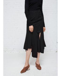 Black Lauren Skirt