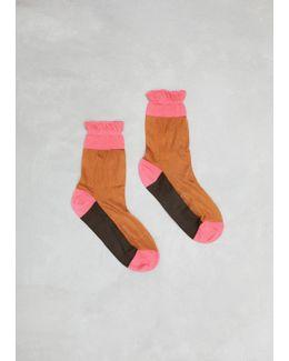Rust Sock