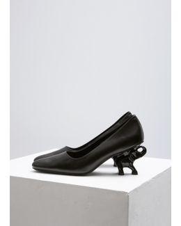 Black Elephant Heel