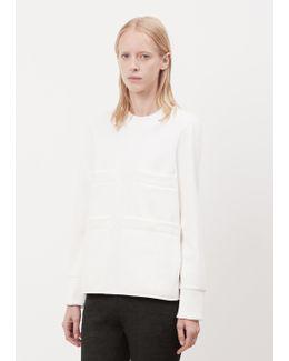 Pearl White Acadia Sweatshirt