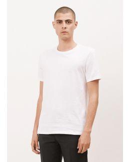 White Measure T Shirt