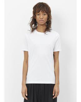 Optic White Taline Crewneck T-shirt 2-pack