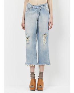 Denim 5 Pocket Pant