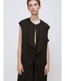 Black Ora Waistcoat