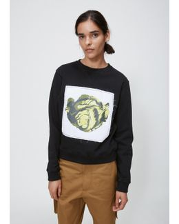 Black Lettuce Sweatshirt