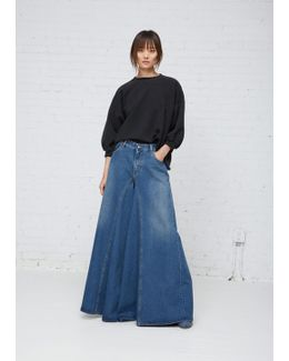 Vintage Wide Leg Denim