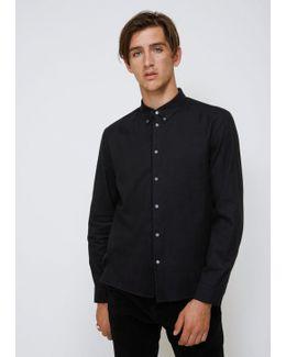 Black Shirt Clock