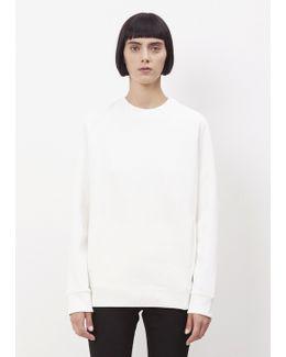 Pearl White Nikoleta Sweatshirt