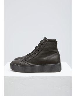 Black Sheep Skin Sneaker