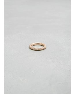 Rose Gold Single Band