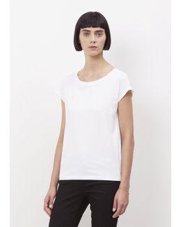 Optic White Narda T Shirt