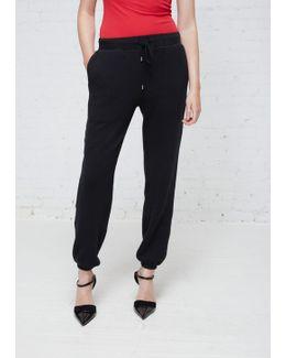 Black Cason Sweatpant