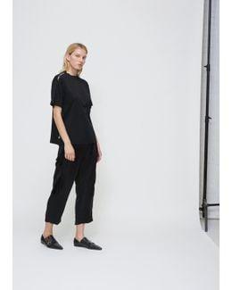 Black Studded T-shirt