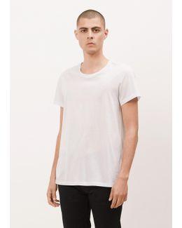 Illusion Blue Standard O T-shirt