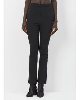 Black Move Trouser