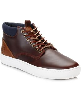 Mens Rootbeer 2.0 Cupsole Chukka Boots