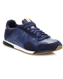 Mens Navy S-furyy Trainers