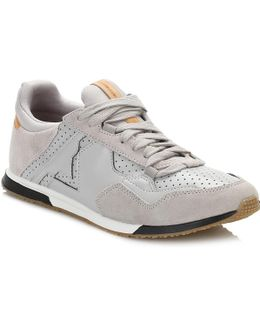 Mens Grey S-furyy Trainers