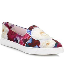 Womens Blushing Bouquet Thfia Trainers