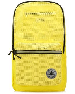 Fresh Yellow Packable Backpack