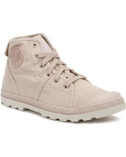 Womens Rose Dust/silver Birch Pallabrouse Mid Lp Boots