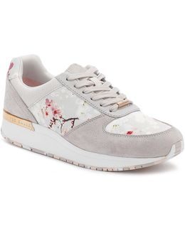 Womens Oriental Blossom Esmay Trainers
