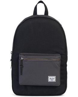 Black/charcoal Settlement Backpack