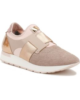 Womens Pink Kygoa Trainers
